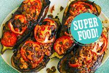 aubergine recepten