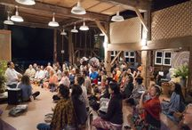 Bhakti Immersion Retreat / Pumpkin Hollow NY / Aug. 2014