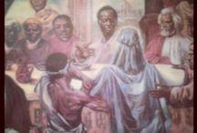 Russian Icons Black Israelites