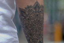 Decorated / Ink on skin / by Marshall Jones