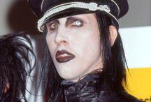 Marilyn Manson / by Everett Jensen