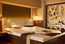 Room categories / We have 58 unique customized rooms in 3 categories as Deluxe, Classic and Standard.