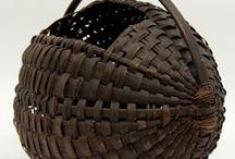Плетение из бумаги корзины