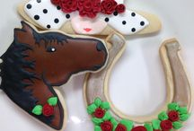 Kentucky Derby Cookies
