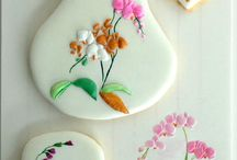 Decorated cookies / Cookies
