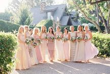 Bridesmaid Style / by The Polished Petal