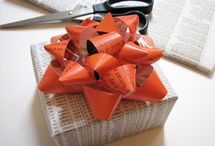 Bows-Bags-Boxes and Paper Crafting DIY / by Sheila Nawrot