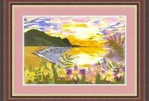 Oshibana - Pressed flower art
