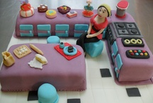 my kitchen cake