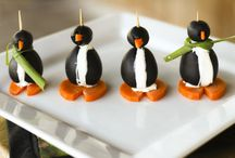 Fun ways to play with food