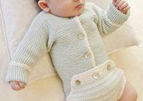 BreiPatronen Baby's / Leuke breipatronen voor baby kleding