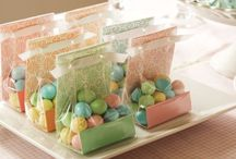 treat bags/party favors