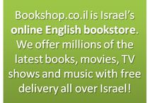 Shopping in Israel / Webstores and interesting shops