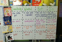 Anchor Charts / by Mrs. McFadden's Classroom Community