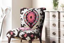 patchwork chair ideas