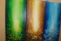Cuadros / Mis pinturas