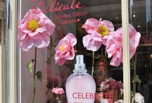 Mothering Sunday / window displays and gift boxes for special mothers