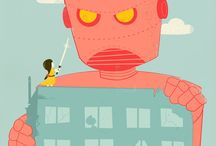 Beautify that ROBOT! / by Gabriella Gay