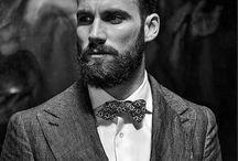 Love Beards / Barbudos.