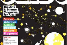 OKIDO Digital 26 / Digital images of Okido 26 which is all about space! / by OKIDO Magazine