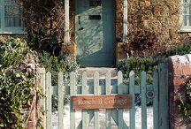 Garden gate's & fences