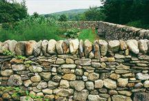 Stone Fences And Gates
