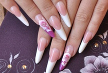nails wedding miky