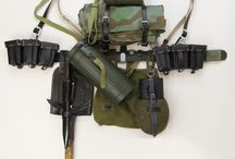 軍服&装備品