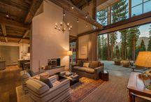 Martis Camp 100 Custom Home by Heslin Construction