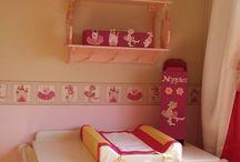 Ballerina girls rooms / Ballerina nursery and toddler decor