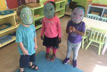 Africa preschool crafts