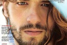 Έλληνες ηθοποιοί και τραγουδιστές  - Greek  stars / Έλληνες ηθοποιοί  και  τραγουδιστές