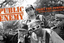 Public Enemy / Check out our latest Public Enemy merchandise selection including Public Enemy t-shirts, posters, gifts, glassware, and more.