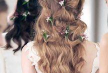 Spring 2016 Wedding Hairstyles