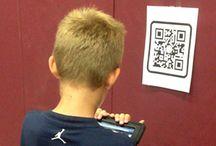 Technology in the classroom / by Mari Rabadan