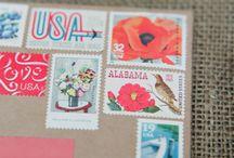Stamp Happy / by Village Invites