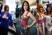 Comic-Con 2013's Superhot Cosplay Girls In Awesome Outfits
