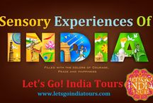 Top 10 Sensory Experiences of India / Read blog Top 10 Sensory Experiences of India  http://letsgoindiatours.blogspot.in/2016/06/top-10-sensory-experiences-of-india.html