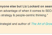 Testimonials for Liz Lockard / Testimonials for Liz Lockard Marketing Consulting / by Liz Lockard