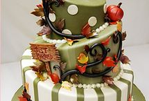 cakes / by Cindy Blackman