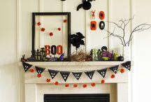 Trick or treat! - Halloween Decor / Decoración halloween para ambientar tu casa de una forma muy terrorífica. // Halloween decor for create a terrifying atmosphere for your home.