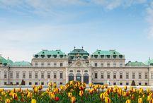 Viyana / Viyana ile ilgili en güzel fotoğraflar, binaları parkları, viyana gezilcek yerleri burada
