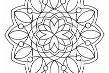 Mandala disegni da colorare gratis