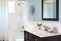 Master bath ideas / by Luann Strieter Long