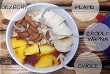 Wegańskie śniadania - Vegan breakfast