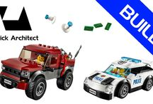 Brick Architect Lego Build & Customs / Lego Build & Customs