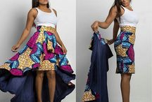 African skirts designs