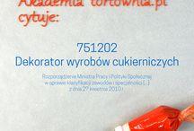 Akademia tortownia.pl cytuje