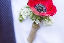 Wedding: Boutonnières