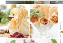 Food and Catering Ideas / Food for your wedding reception.
